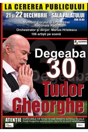 Tudor gheorghe degeaba 30 22decembrie 2