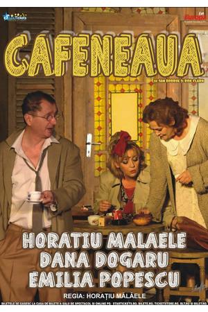 Cafeneaua afis