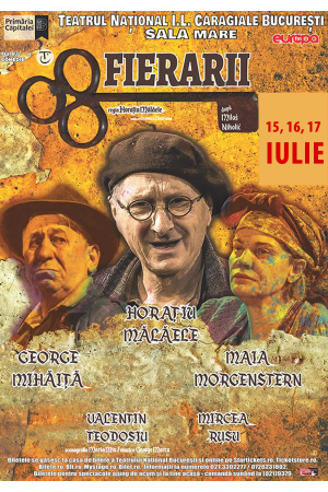 FIERARII poster iulie 2019