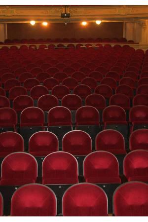 Generic teatru afis