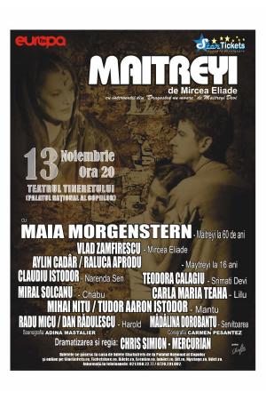 Maitreyi noiembrie 2018