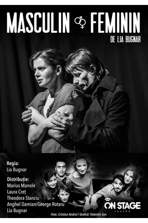 Masculin feminin teatru 2018