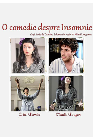 O comedie despre insomnie teatrul coquette