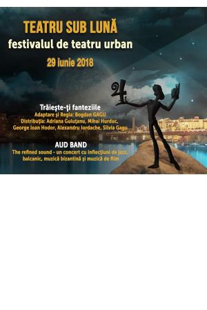 Teatru sub luna 29 iunie afis