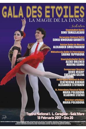 Gala stelelor baletului teatrul national bucuresti