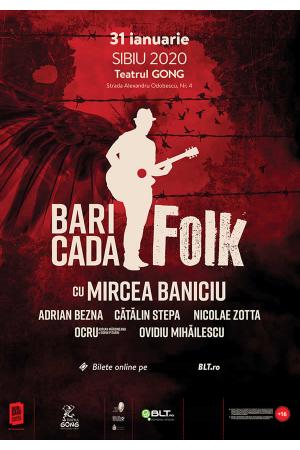 Sibiu baricada folk