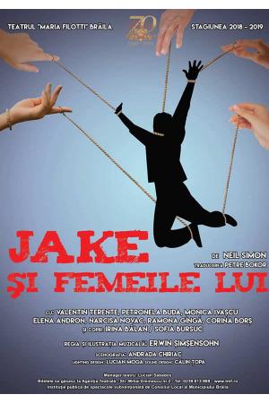Jake si femeile lui afis