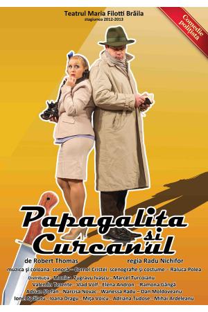 Papagalita afisnou
