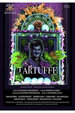 Tartuffe braila afis