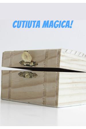 Atelier creatie copii cutiuta magica