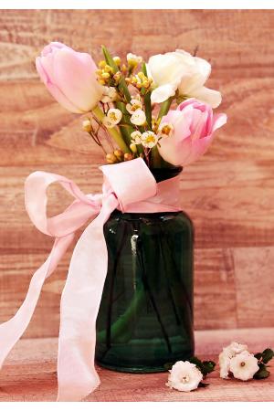 Atelier creatie copii flori pentru mama
