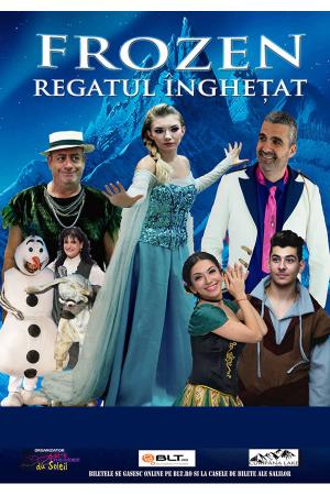 Frozen taramnul inghetat 2018 spectacol copii