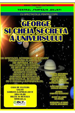 Georghe cheia universului afis