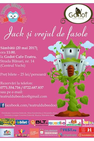 Jack si vrejul de fasole teatru dubee doo mai2017