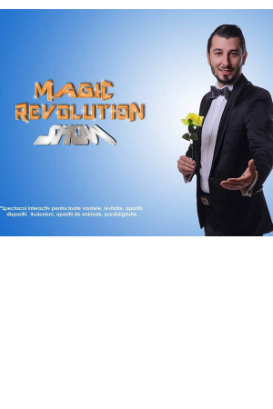 Magic revolution show afis