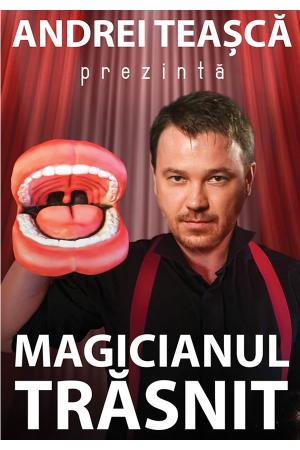 Magicianul trasnit teatrul de magie