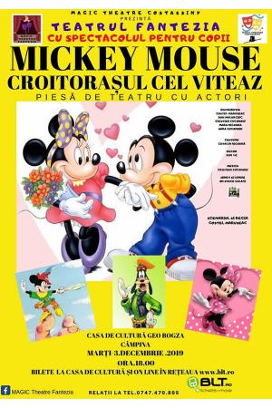 Mickey campina afis2
