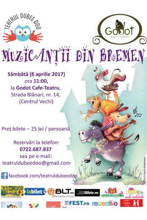 Muzicantii din bremen dubee doo aprilie 2017