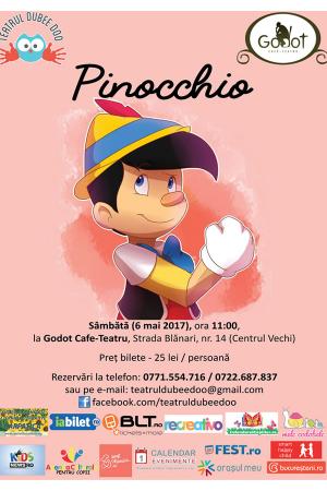 Pinocchio dubee doo