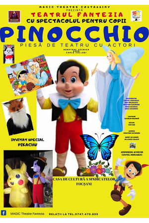 Pinocchio focsani 22