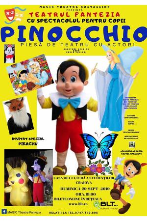 Pinocchio craiova
