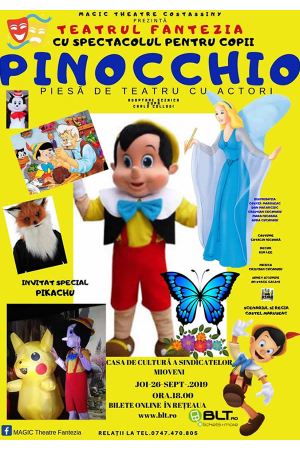 Pinocchio mioveni