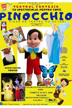 Pinocchio sebes