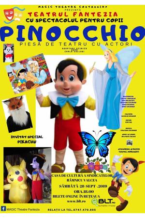 Pinocchio valcea