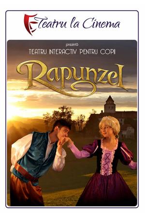 Rapunzel printesa furata teatru cinema