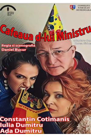 Cafeaua dlui ministru afis