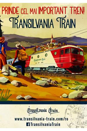 Transilvaia train 2018 afis