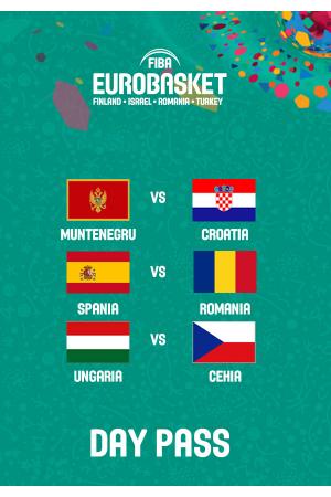 Bilete fiba eurobasket 2017 4 septembrie