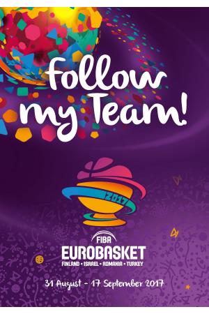 Eurobasket cluj poster