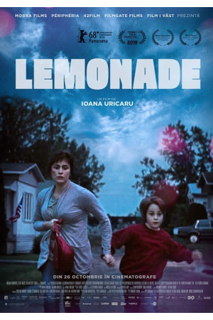LEMONADE film afis