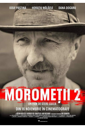 MOROMETII 2 malaele afis