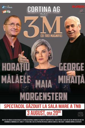 3m trei magnifici afis2