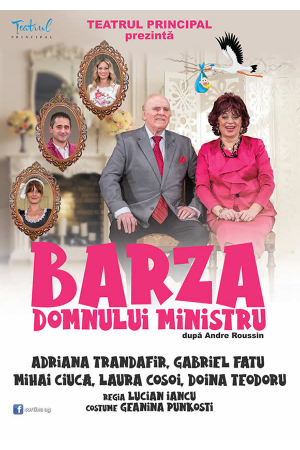 Barza dl ministru afis nou fl
