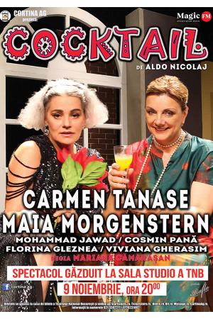 Cocktail afis 9nov