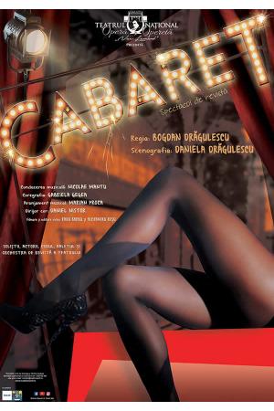 Cabaret afis