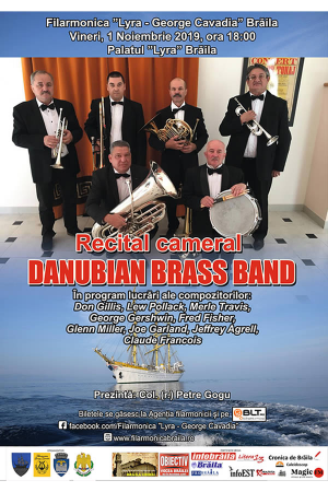Danubian brass band afis