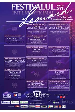 Festival galati 2019 afis