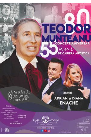 Teodor munteanu afis