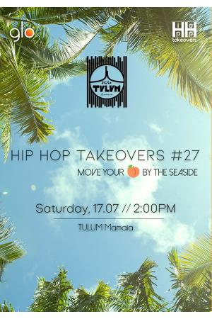 Hip hop 27 afis