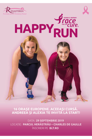 Happy run 2019 afis