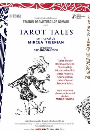 Tarot tales afis