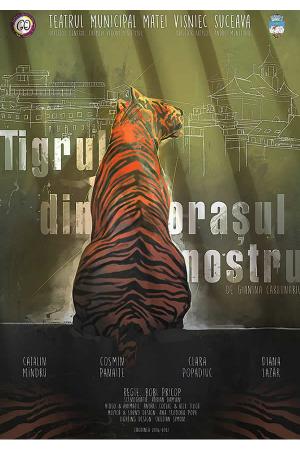 Tigrul din orasul nostru afis
