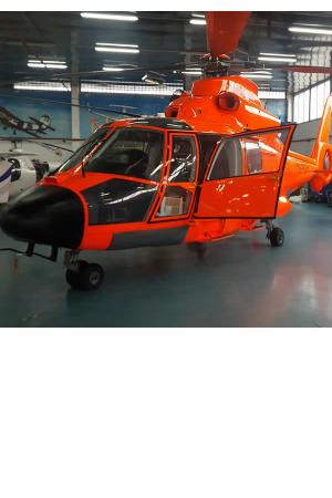 Zbor tuzla elicopter dauphin afis
