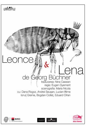 Leonce lena afis