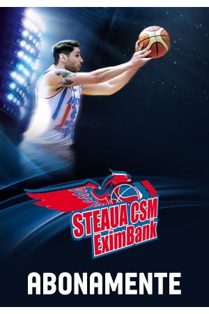 Abonamente steaua campionat poster
