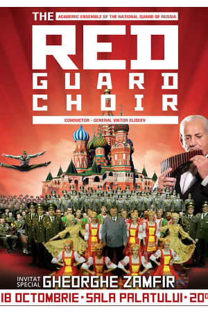 Red guard choir 2018 afis